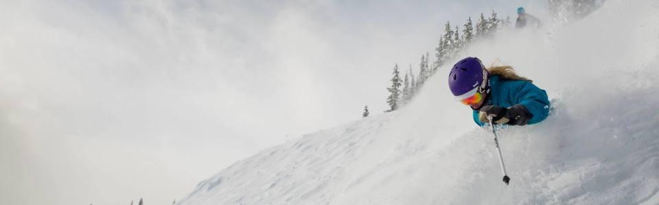 Aspen snow, Snowmass snow