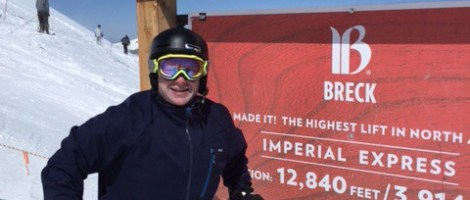 Imperial Express at Breckenridge