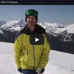 Video: Mike Douglas breaks down the Whistler 2014-15 ski season
