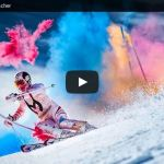 Video: Skiing in color with overall World Cup champ Marcel Hirscher