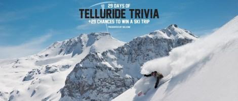 Telluride trivia
