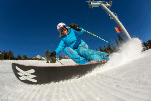 Wide Open is now accessible top to bottom, thanks to the new Teton lift.   Photo: Jackson Hole Mountain Resort
