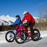 The best ski resorts for fat bikes