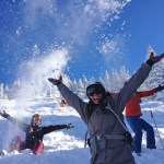 Top women's ski and snowboard camps