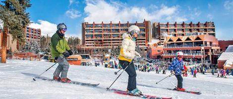 ski in ski out breckenridge