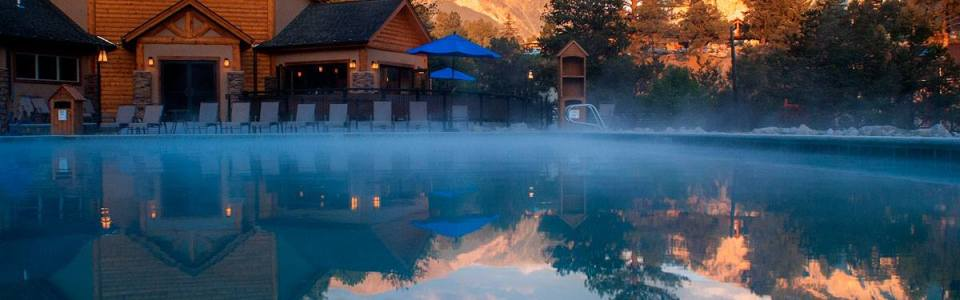 Mount Princeton Hot Springs