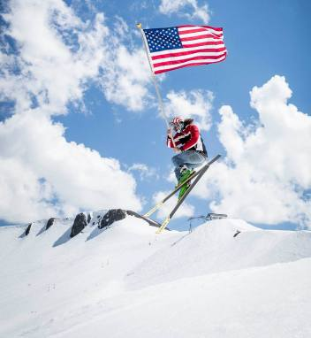 Squaw celebrate Independence Day with three days of live music, parties and events. Plus, sking!   Photo: Squaw Valley Alpine Meadows
