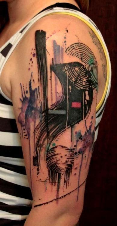 Trash polka skinart tattoo training academy for Tattoo artist education courses