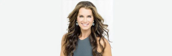 BROOKE SHIELDS | SKINCARE BY ALANA | BROWS | BEAUTY | BEAUTIFUL | AGING | ANTI AGING | GRACEFULLY | EYEBROWS | LIBROW | YOUNGBLOOD | LA BELLA DONNA | GLO MINERALS | BLINC