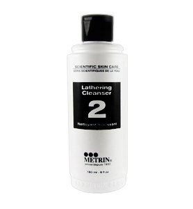 Metrin Skincare for Men - Lathering Cleanser