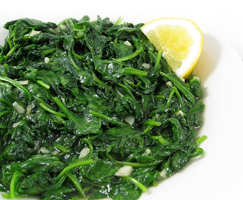 Broccolini with Citrus Vinaigrette pictures