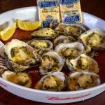 Skinny's Spiked Lemon Oysters