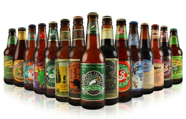 Craft Beer Wednesday Bottles