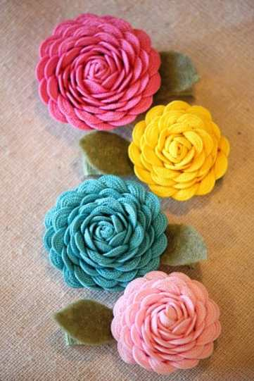 Ric Rac Rose Tutorial
