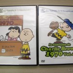 DVDs Peanuts 1970 Collection Vol. 1 and 2 - La Coleccion de Charlie Brown 1970 Latino