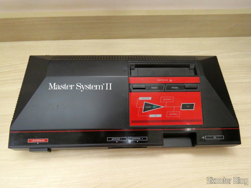 Console Master System II