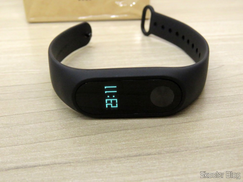 AliExpress: Pulseira Inteligente Xiaomi Mi Band 2