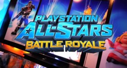 """أعلان التليفزيون الروسى الدعائى للعبة """"Playstation All-Stars Battle Royale"""""""