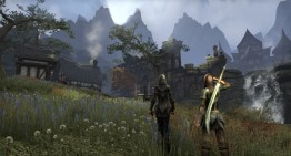 The Elder Scrolls Online قادمة للبلاي ستيشن 4 و الXbox One