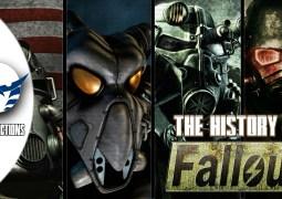 تاريخ و قصة سلسلة Fallout – الجزء التاني