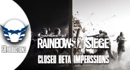 الانطباع عن بيتا لعبة Rainbow Six Siege