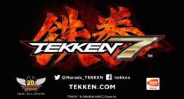 الاعلان عن لعبة Tekken 7 في EVO 2014