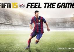 عرض جديد لـFIFA 15 بيوعد اللي هيلعبوا اللعبة بأنهم هيشعروا بروح الماتش