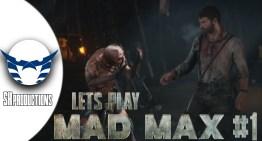 فيديو live gameplay من لعبة Mad Max – الجزء الاول