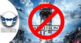 سبب عدم وجود مراجعة لـStar Wars Battlefront
