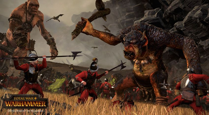 فيديو جديد للعبة  Total War: Warhammer من مهمة Azhag's Quest Battle