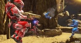 الاعلان عن اضافة جديدة للعبة Halo 5 و موعد اصدار برنامج لتصميم الخرائط علي الـPC