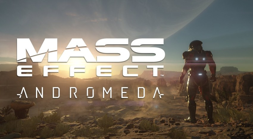 اول فيديو Gameplay من لعبة Mass Effect Andromeda بدقة عرض 4K علي الـPlaystation 4 PRO