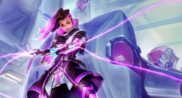 تسريب صورة جديدة لشخصية Sombra من Overwatch من علي موقع Blizzard