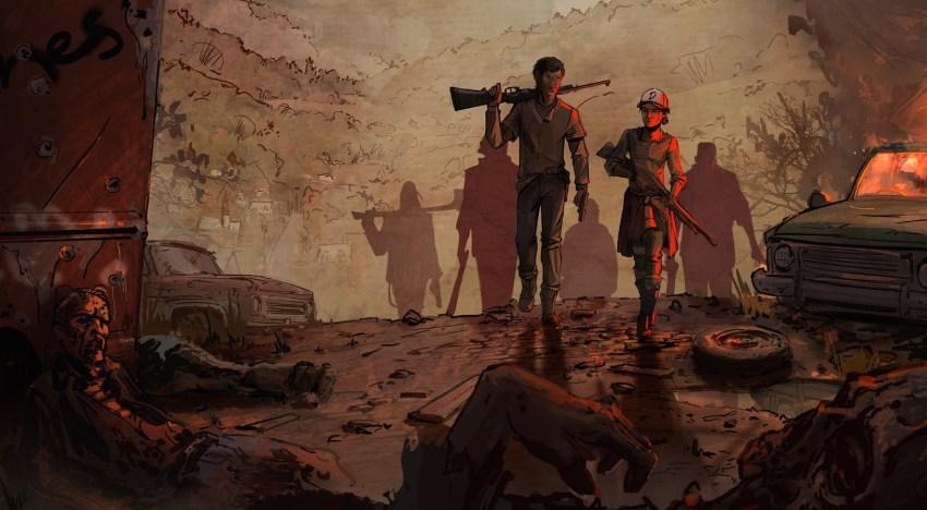 أول عرض مطول من The Walking Dead: A New Frontier