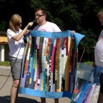 Telling the story of the quilts