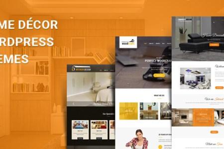 home decor wordpress themes