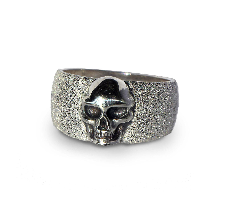 diamond skull rings for men pkqCfmEAeJM mens skull wedding rings Raider Skull Ring Mens Diamond Yellow Gold 10k Skull