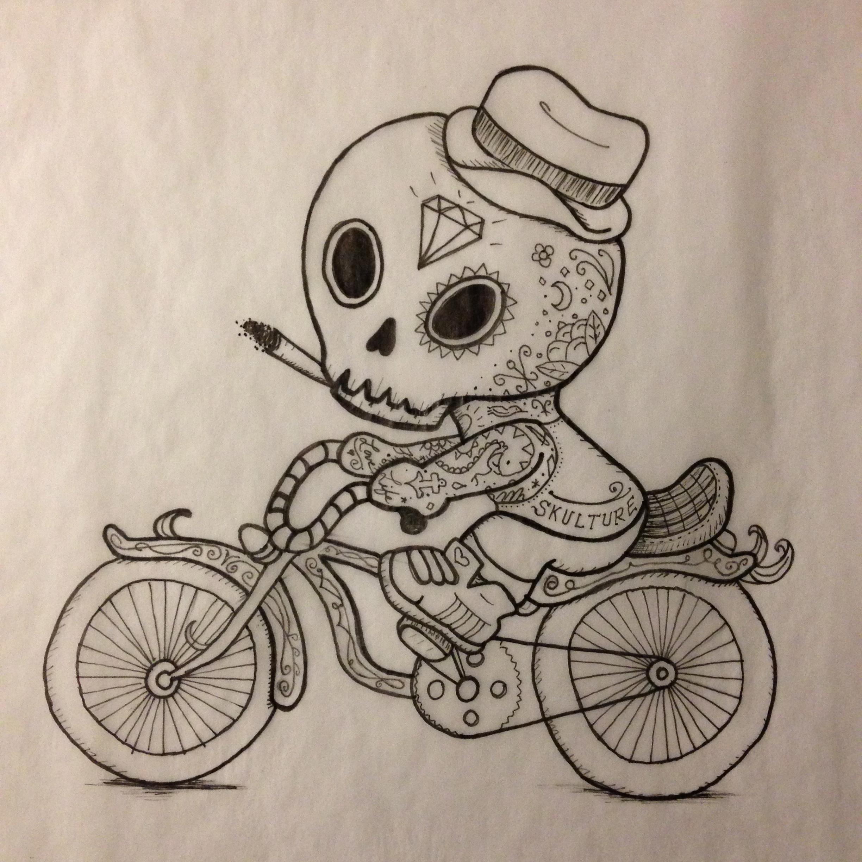 Skullboy sketch 2