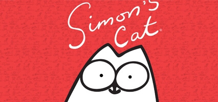 Interview: Simon Tofield – The Man Behind Simon's Cat