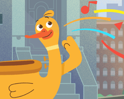 "Educational Animated Series ""JazzDuck"" Pilot has Launched on Amazon."