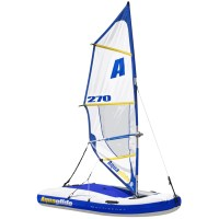 Aquaglide Multisport 270 - Rigged