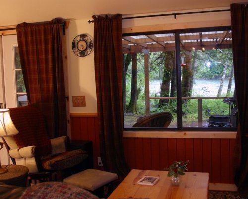 Sky Beach vacation cabin rental Washington state