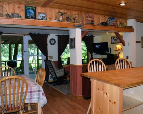 cabin to rent on Skykomish River