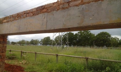 Concrete slabs in Johannesburg
