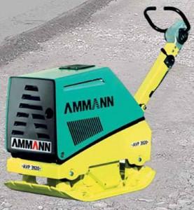 Ammann AVP 3920 Trilplaat
