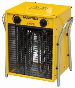 Master Elektrische kachel 9  kw