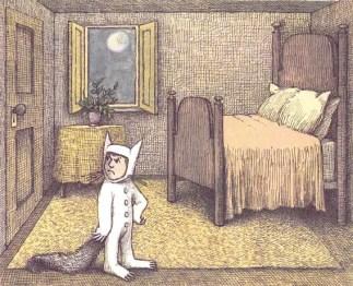 First bedroom scene