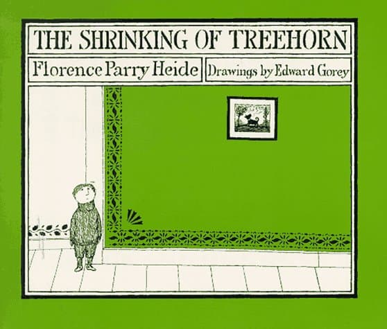 The Shrinking of Treehorn cover