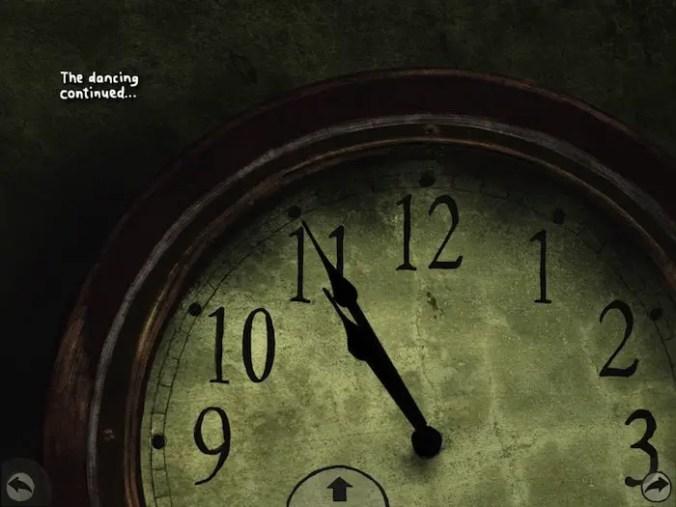 midnight feast ticking clock