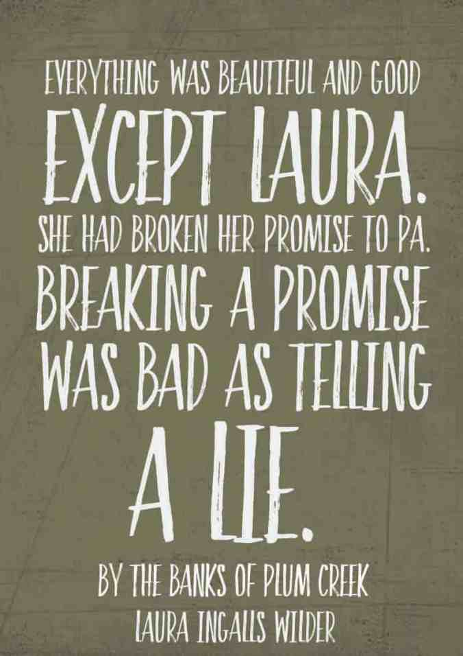 bad as telling a lie 1